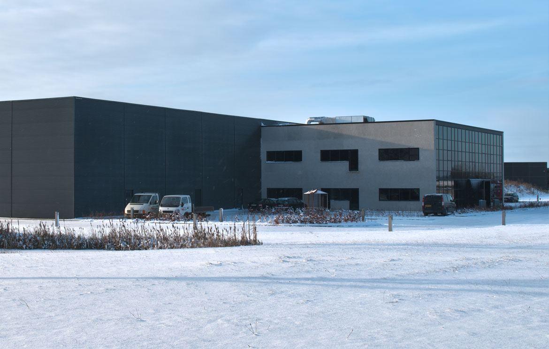 Borup Gruppen i Viborg - Administration og produktion