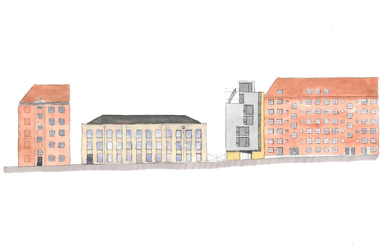 Grønnegade 93F, Århus