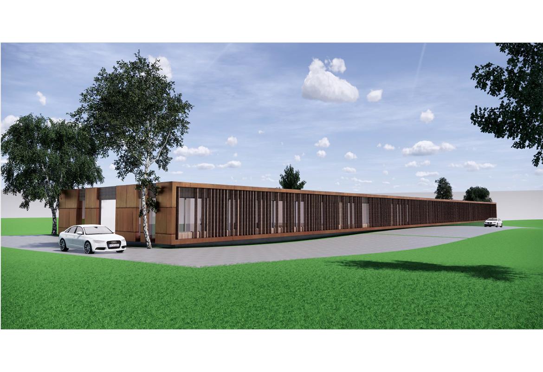 Nyt Kontorbyggeri På Ca. 1.500 Kvm. – Nupark