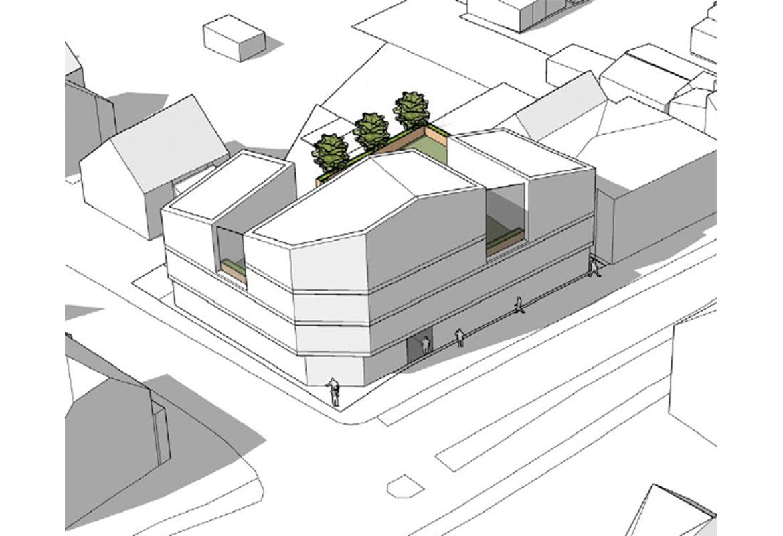 Ny Projektejendom På Ca. 1.100 Kvm. – Aarhus