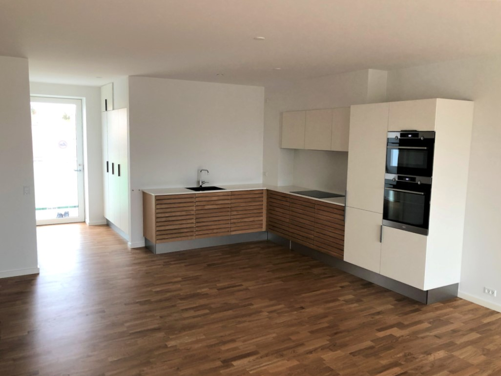 Køkken - Lejlighed TH